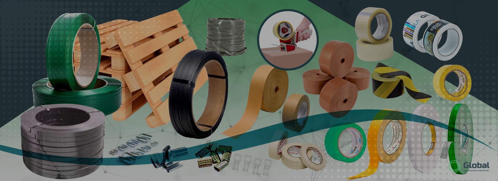 Entregamos uma solução completa em embalagens para seu negócio!